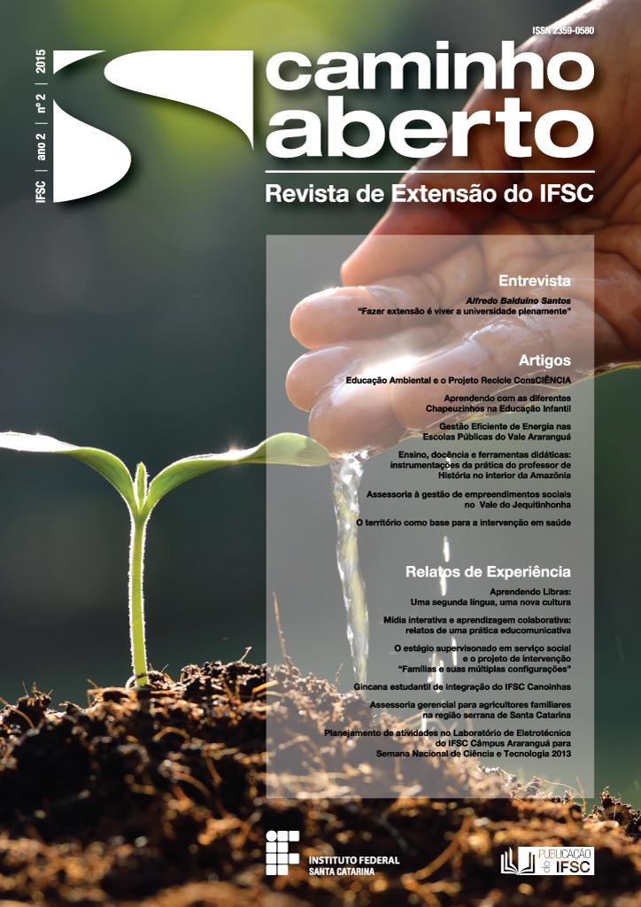 Revista Caminho Aberto